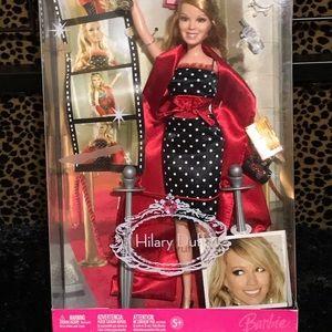 Hillary Duff Barbie
